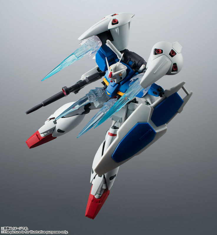 ROBOT魂 〈SIDE MS〉RX-78GP01Fb ガンダム試作1号機フルバーニアンFIGURE-118110_05
