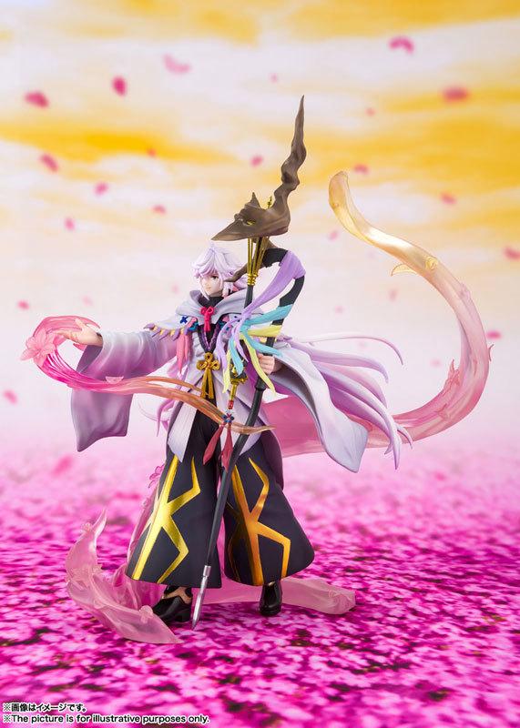 フィギュアーツZERO 花の魔術師マーリン 『FateGrand Order -絶対魔獣戦線バビロニア-』FIGURE-118107_02