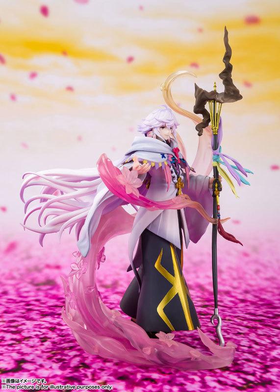 フィギュアーツZERO 花の魔術師マーリン 『FateGrand Order -絶対魔獣戦線バビロニア-』FIGURE-118107_03