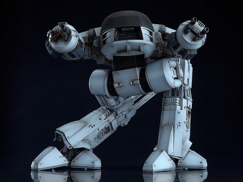 MODEROID ロボコップ ED-209 プラモデルTOY-RBT-5575_01