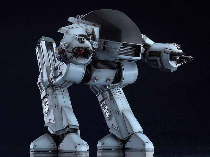 MODEROID ロボコップ ED-209 プラモデルTOY-RBT-5575_02