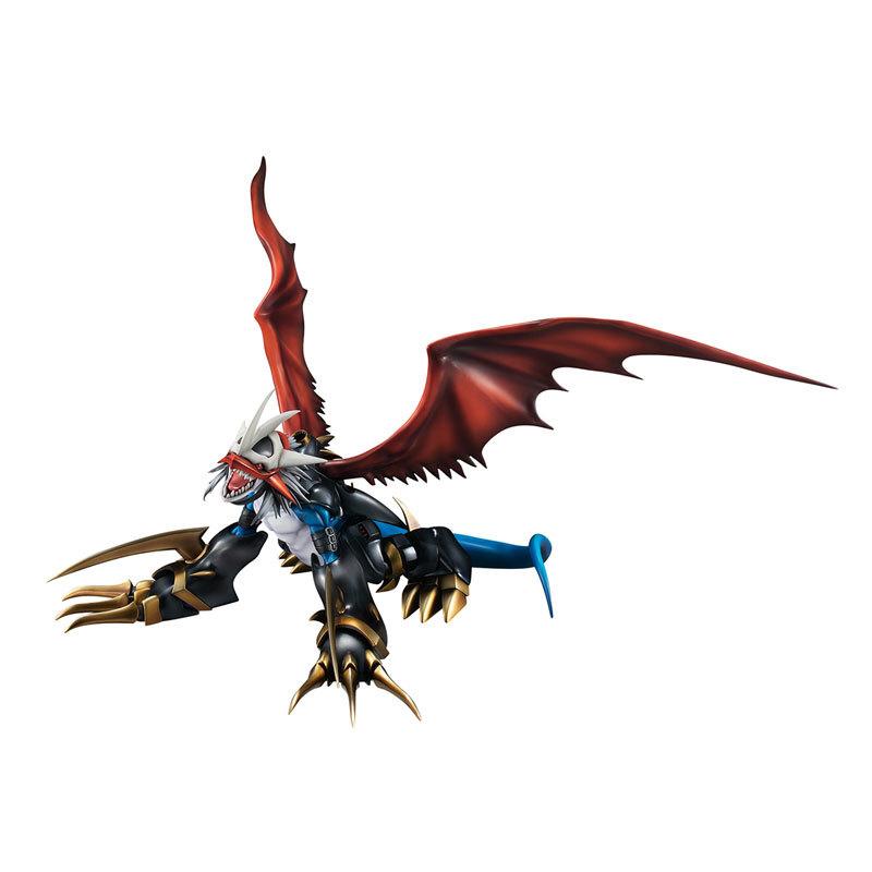 デジモンアドベンチャー02 インペリアルドラモン:ドラゴンモード 完成品フィギュアFIGURE-060270_02