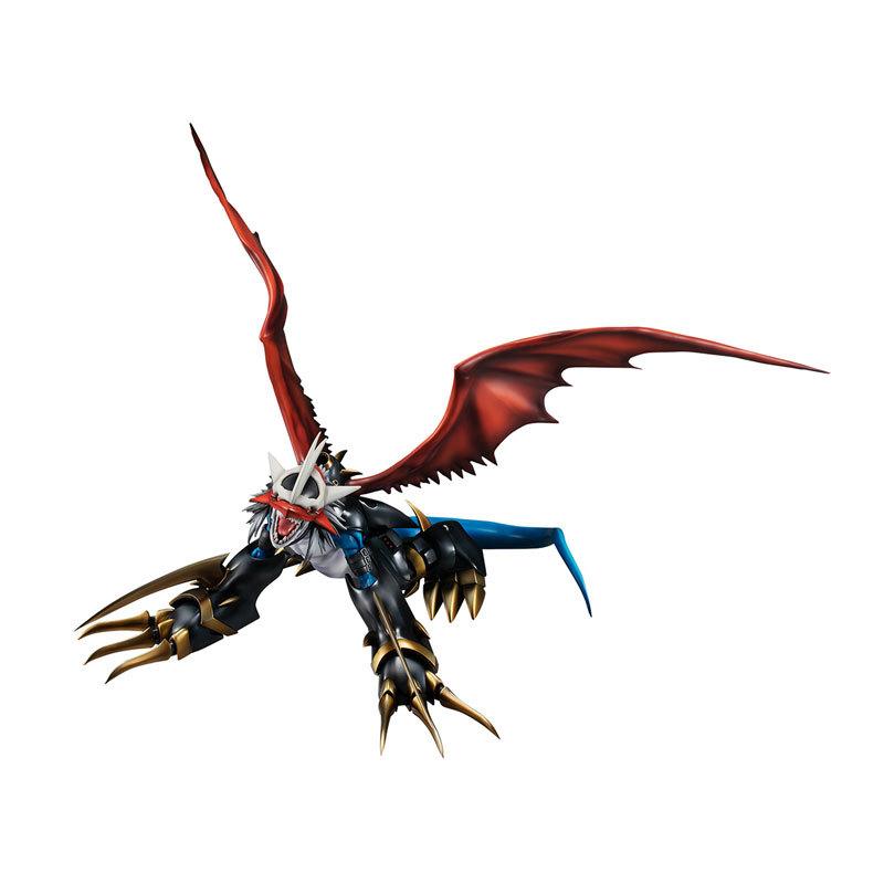 デジモンアドベンチャー02 インペリアルドラモン:ドラゴンモード 完成品フィギュアFIGURE-060270_03