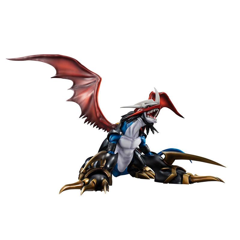 デジモンアドベンチャー02 インペリアルドラモン:ドラゴンモード 完成品フィギュアFIGURE-060270_04