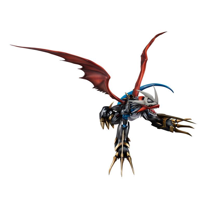 デジモンアドベンチャー02 インペリアルドラモン:ドラゴンモード 完成品フィギュアFIGURE-060270_05