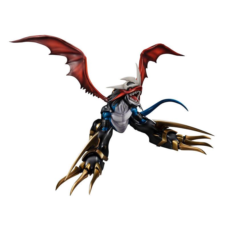 デジモンアドベンチャー02 インペリアルドラモン:ドラゴンモード 完成品フィギュアFIGURE-060270_07