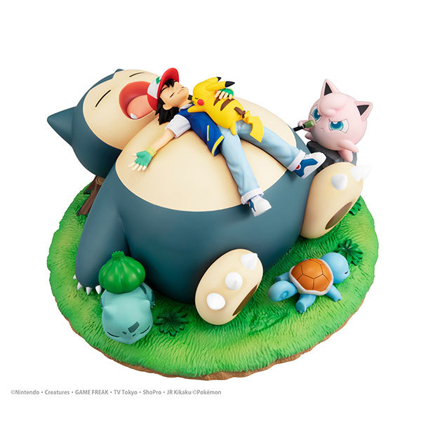 ポケットモンスター カビゴンとおやすみ 完成品フィギュアFIGURE-118034_01