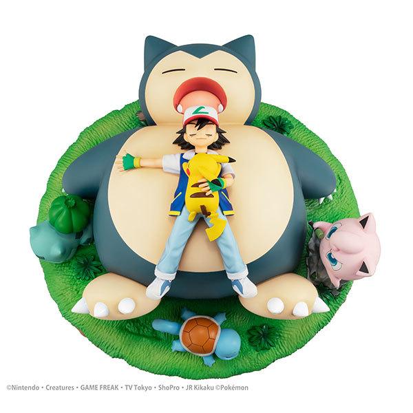 ポケットモンスター カビゴンとおやすみ 完成品フィギュアFIGURE-118034_06