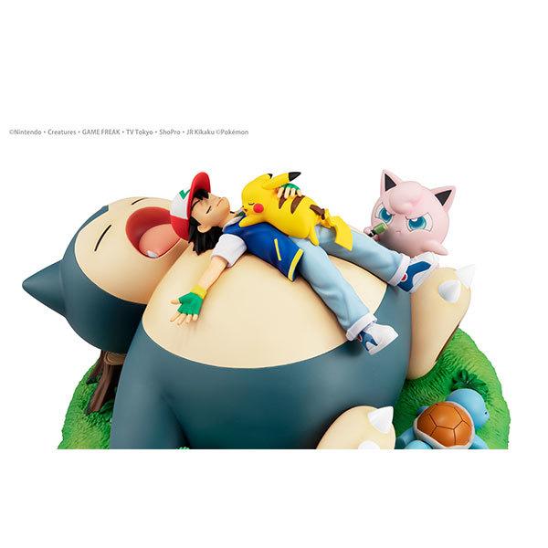 ポケットモンスター カビゴンとおやすみ 完成品フィギュアFIGURE-118034_08