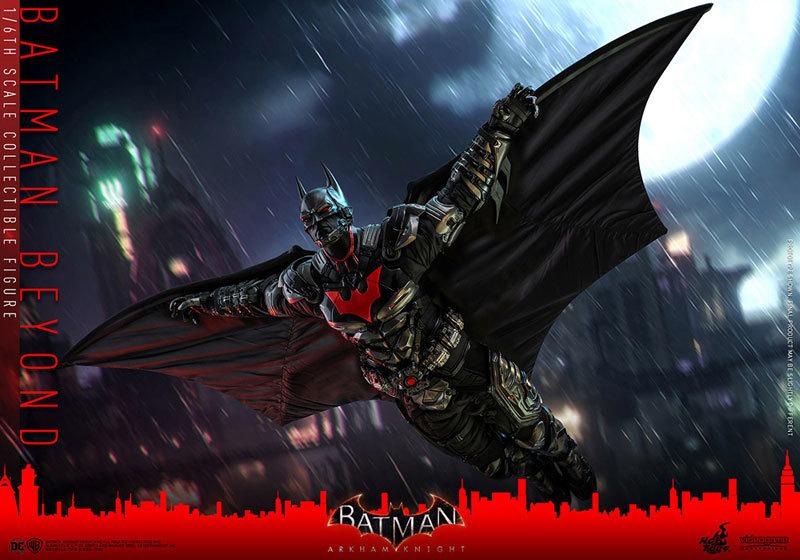 ビデオゲームマスターピース アーカムナイト バットマン ザ フューチャー版FIGURE-056023_08