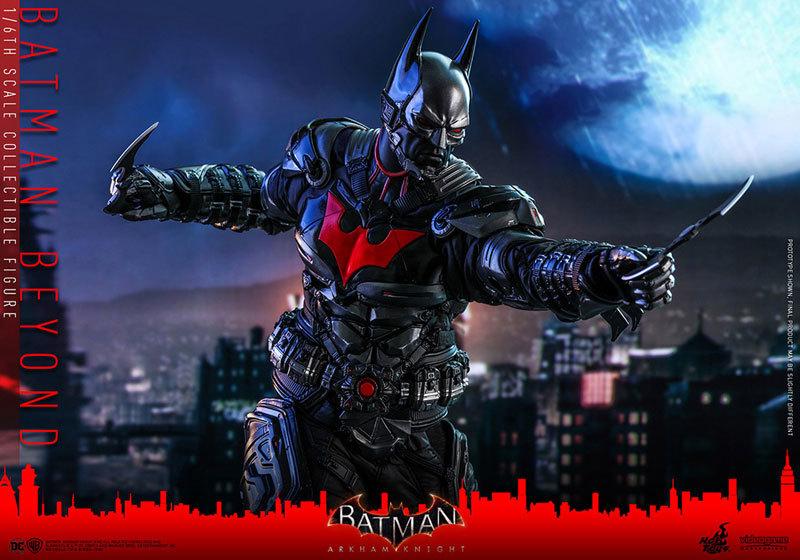 ビデオゲームマスターピース アーカムナイト バットマン ザ フューチャー版FIGURE-056023_10