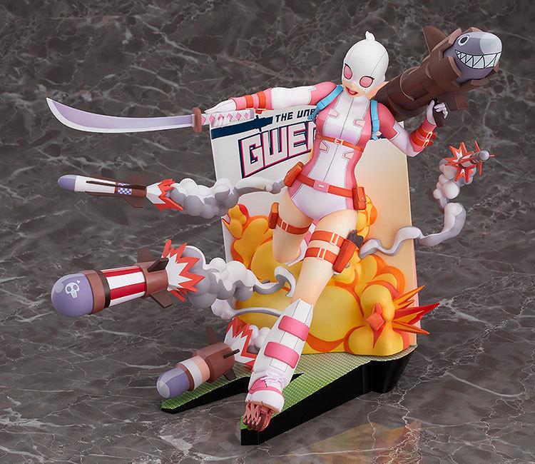 グウェンプール ブレイキング・ザ・フォースウォール 18 完成品フィギュアFIGURE-060804_04