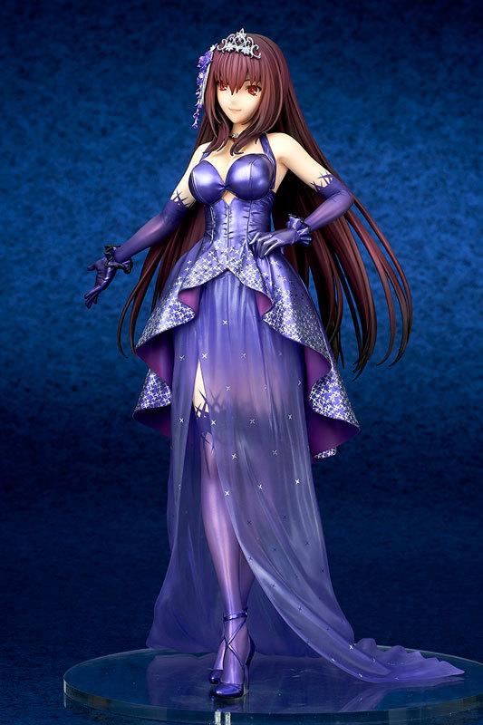 FateGrand Order ランサースカサハ 英霊正装 17 完成品フィギュアFIGURE-058413_03