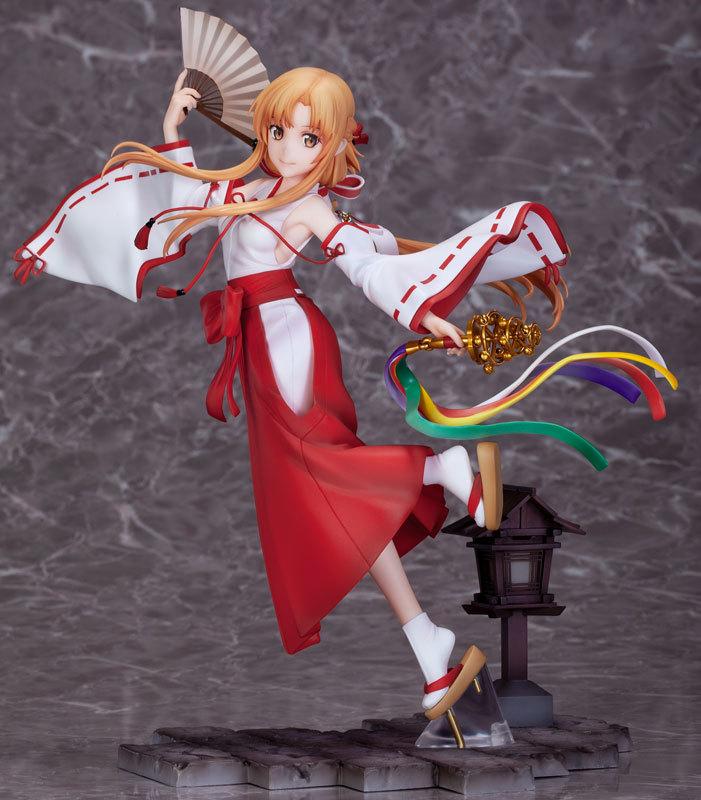 ソードアート・オンライン アリシゼーション War of Underworld アスナ巫女FIGURE-060392_01
