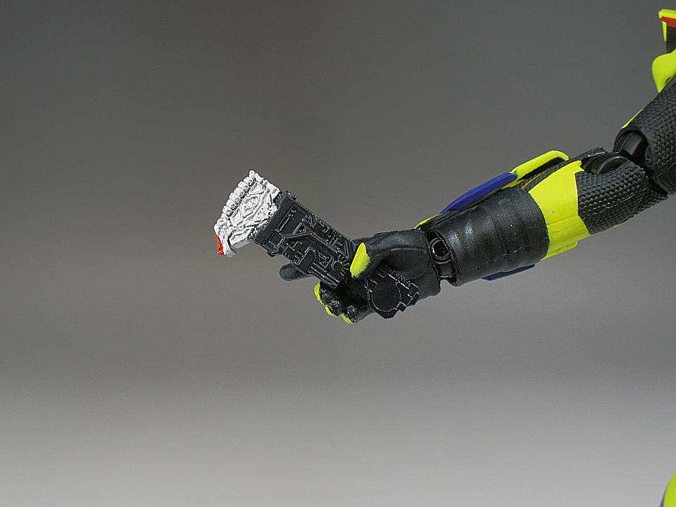 SHF シャイニングアサルトホッパー16