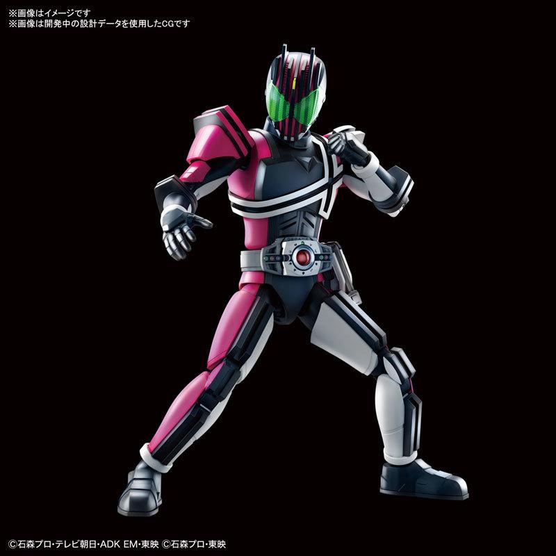 Figure-rise Standard 仮面ライダーディケイド プラモデルFIGURE-118442_01
