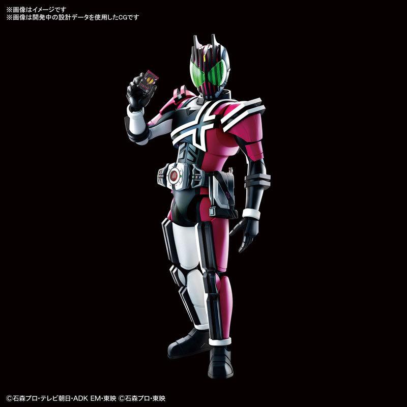 Figure-rise Standard 仮面ライダーディケイド プラモデルFIGURE-118442_02