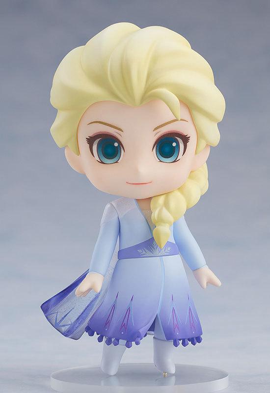 ねんどろいど アナと雪の女王2 エルサ Blue dressFIGURE-118807_02