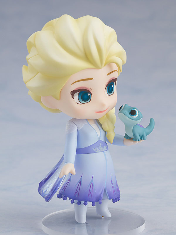 ねんどろいど アナと雪の女王2 エルサ Blue dressFIGURE-118807_05