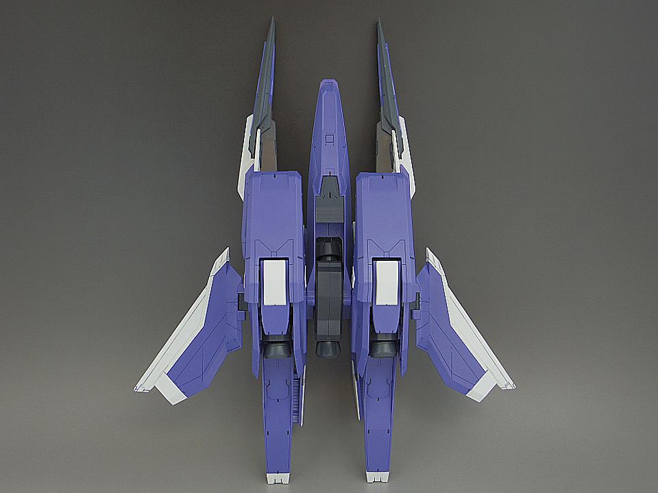HG GNアームズ エクシア58
