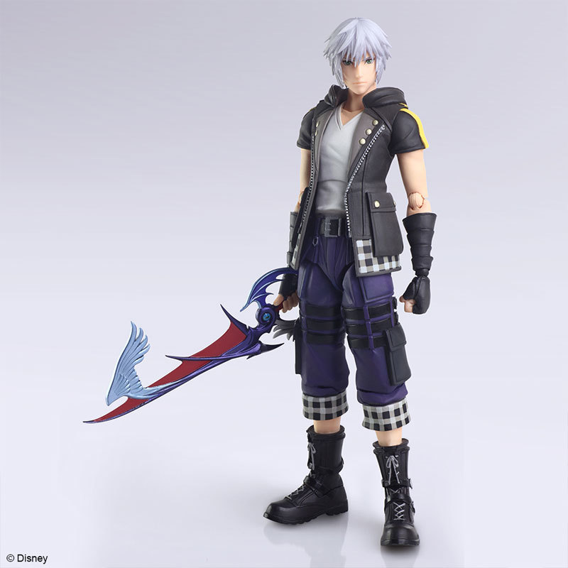 KINGDOM HEARTS III BRING ARTS リク Version 2 アクションフィギュアFIGURE-118499_01