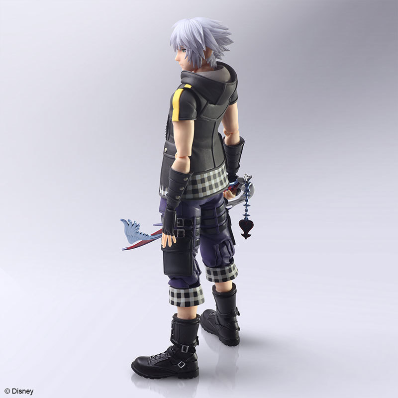 KINGDOM HEARTS III BRING ARTS リク Version 2 アクションフィギュアFIGURE-118499_02