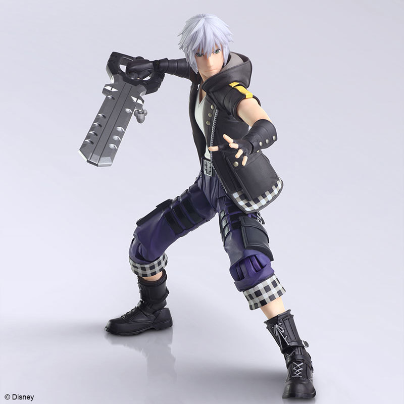 KINGDOM HEARTS III BRING ARTS リク Version 2 アクションフィギュアFIGURE-118499_04