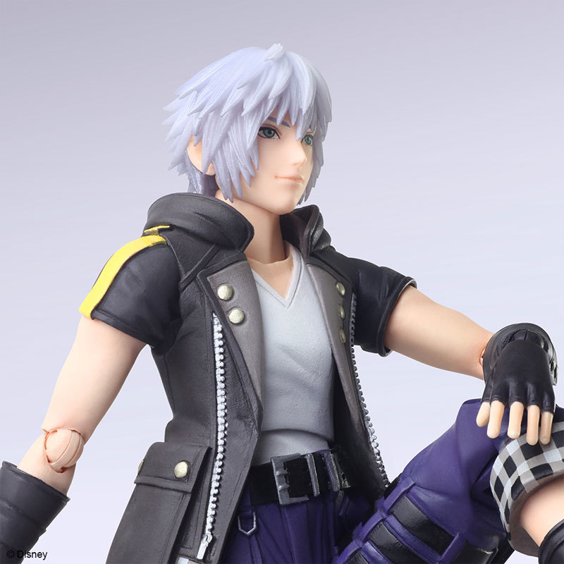 KINGDOM HEARTS III BRING ARTS リク Version 2 アクションフィギュアFIGURE-118499_05