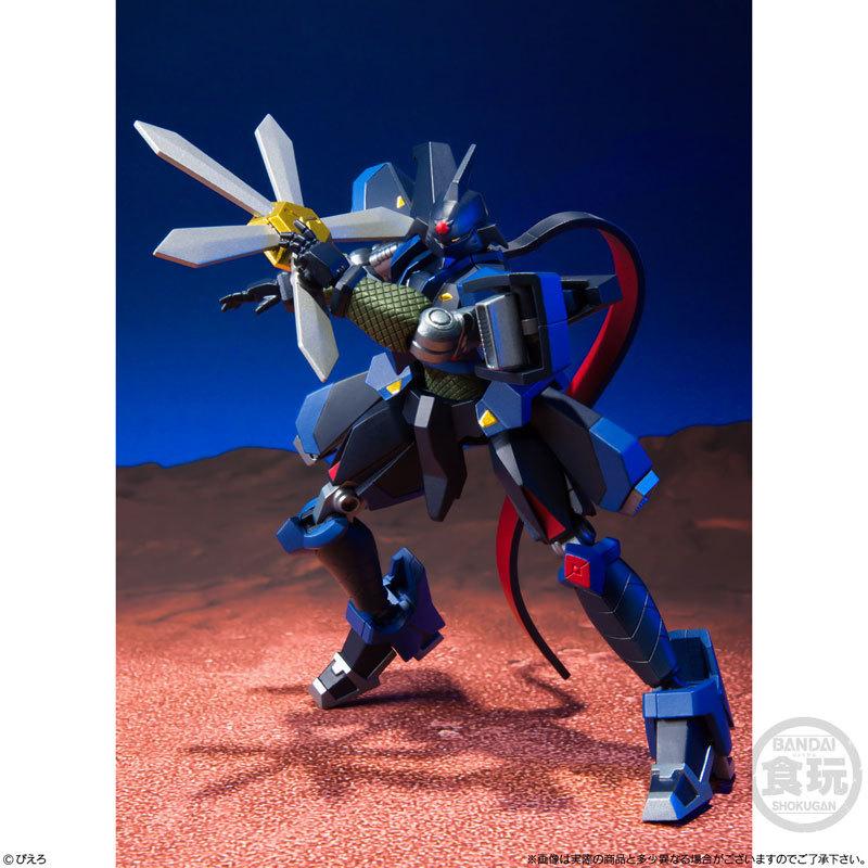 スーパーミニプラ 忍者戦士 飛影Vol3GOODS-04062883_04