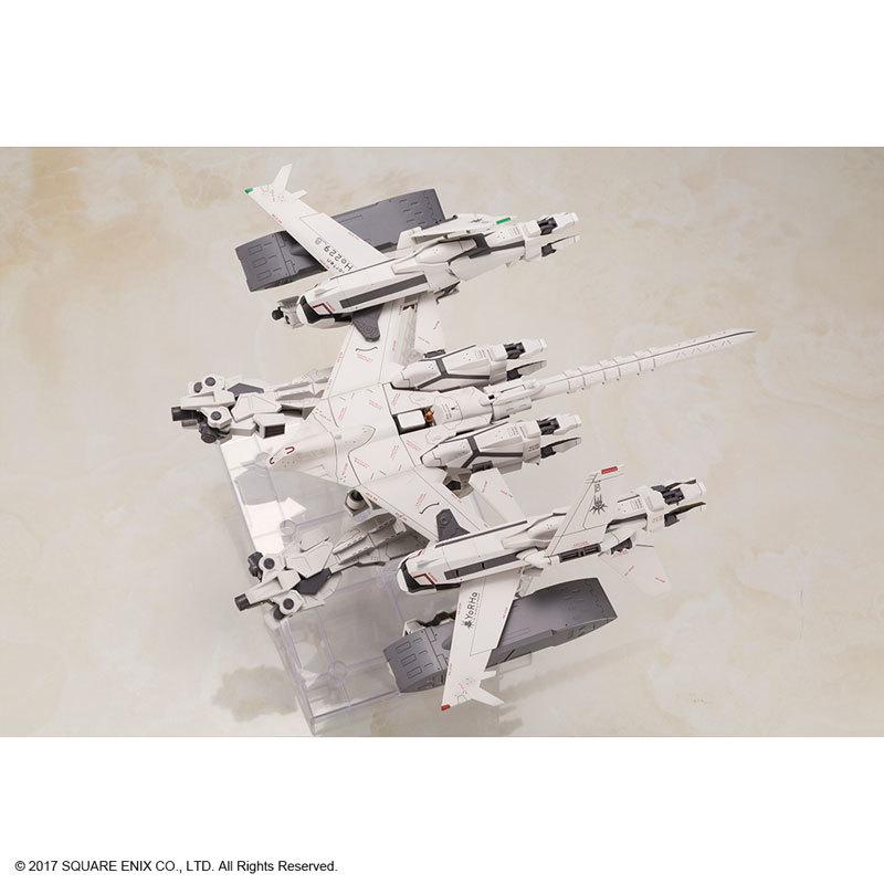 ニーア オートマタ プラスチックモデルキット 飛行ユニット Ho229 Type-B & 2B(ヨルハ二号B型)TOY-RBT-5627_05