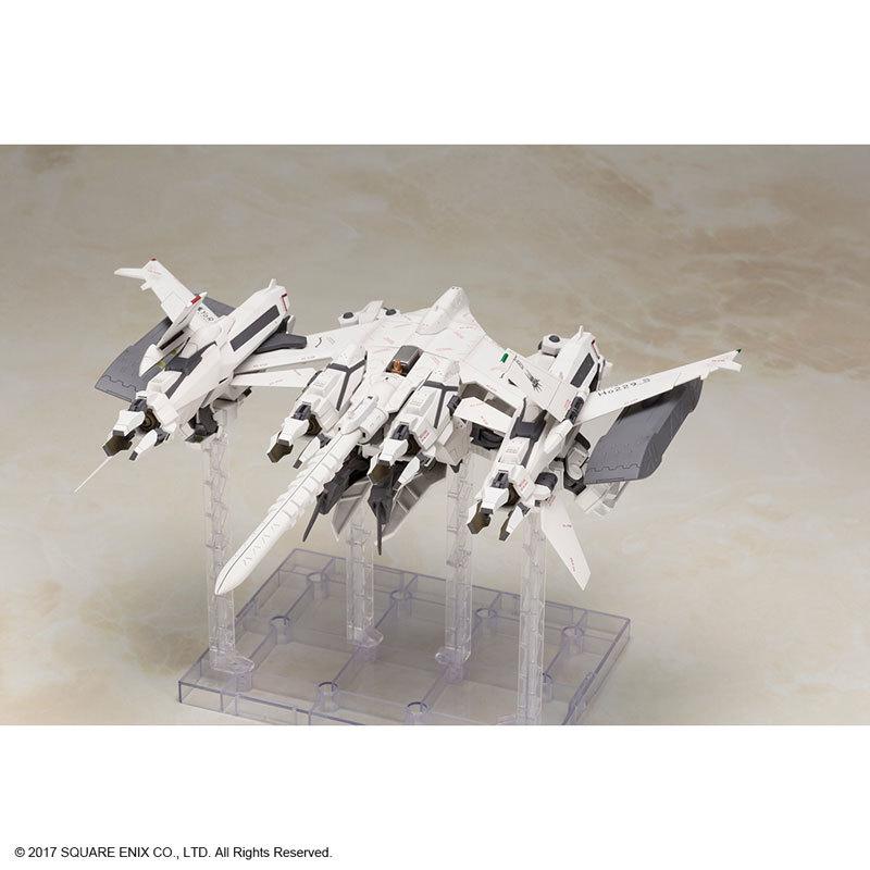 ニーア オートマタ プラスチックモデルキット 飛行ユニット Ho229 Type-B & 2B(ヨルハ二号B型)TOY-RBT-5627_06