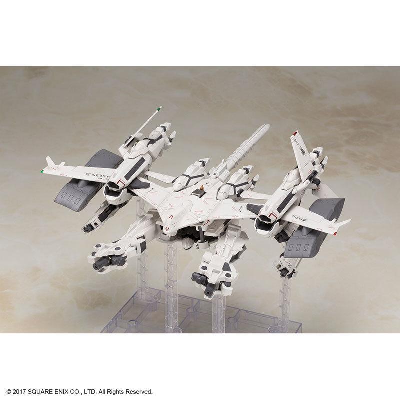 ニーア オートマタ プラスチックモデルキット 飛行ユニット Ho229 Type-B & 2B(ヨルハ二号B型)TOY-RBT-5627_07