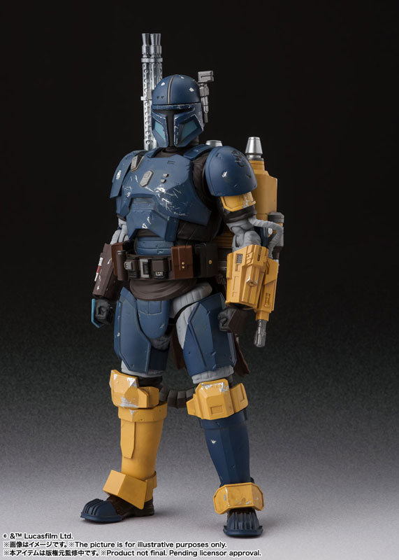 重歩兵マンダロリアン(STAR WARS: The Mandalorian) FIGURE-119099_01