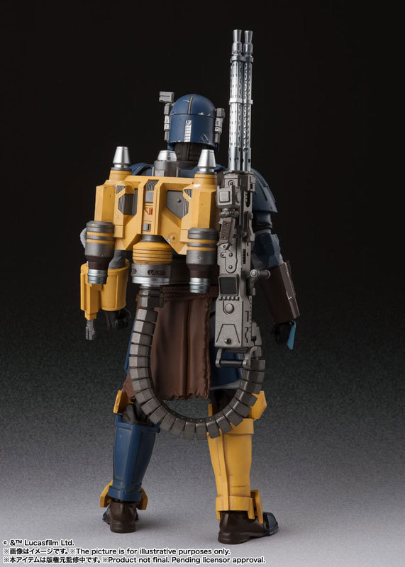 重歩兵マンダロリアン(STAR WARS: The Mandalorian) FIGURE-119099_02