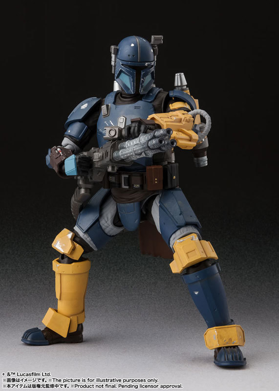 重歩兵マンダロリアン(STAR WARS: The Mandalorian) FIGURE-119099_03