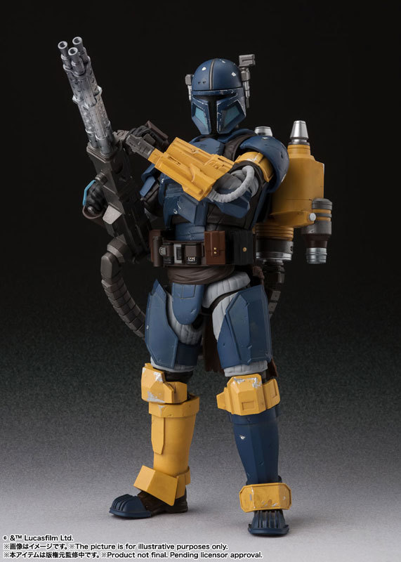 重歩兵マンダロリアン(STAR WARS: The Mandalorian) FIGURE-119099_04