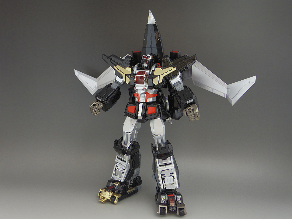 千値練 ファイナルダンクーガ アクション80