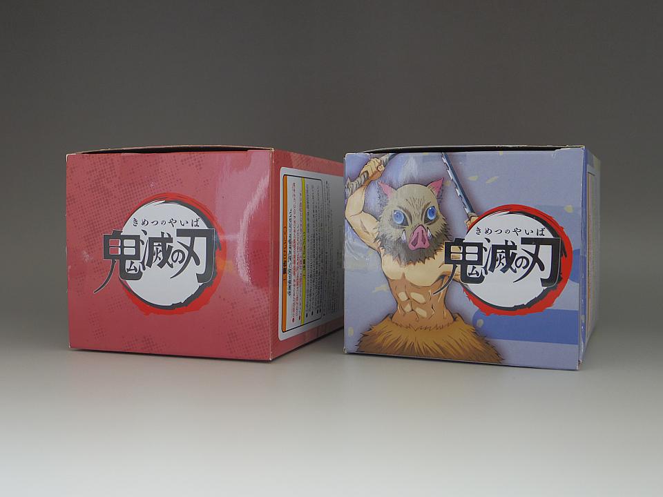 鬼滅の刃 ひっかけフィギュア3