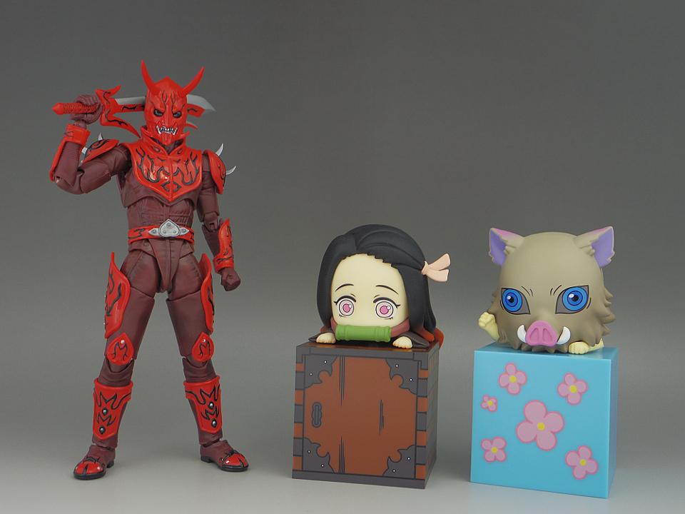 鬼滅の刃 ひっかけフィギュア6