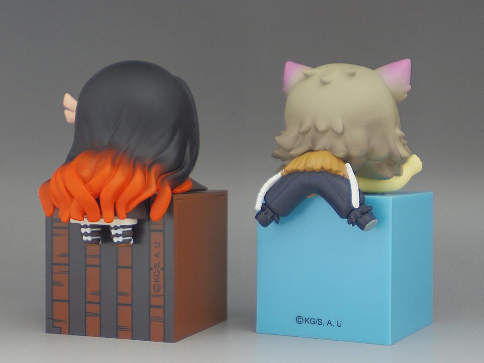 鬼滅の刃 ひっかけフィギュア17
