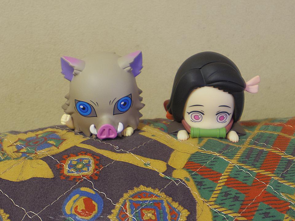 鬼滅の刃 ひっかけフィギュア22