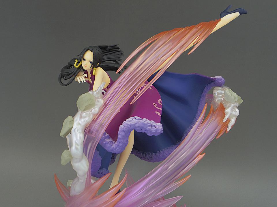 フィギュアーツZERO ボア・ハンコック 頂上決戦40