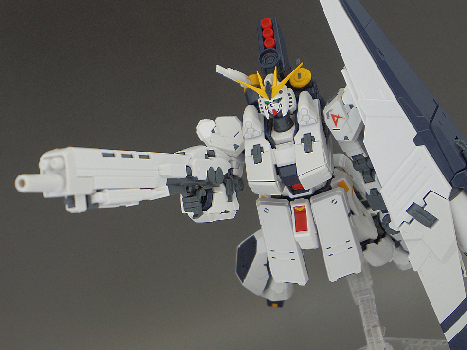 RG νガンダム HWS50