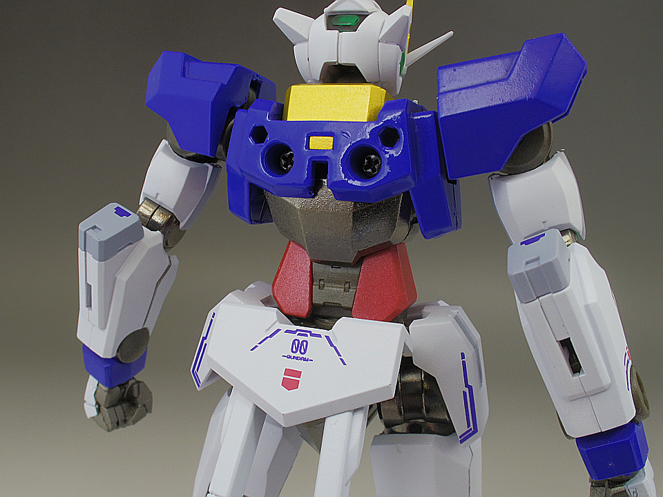METAL ROBOT魂 ダブルオー ザンライザー21