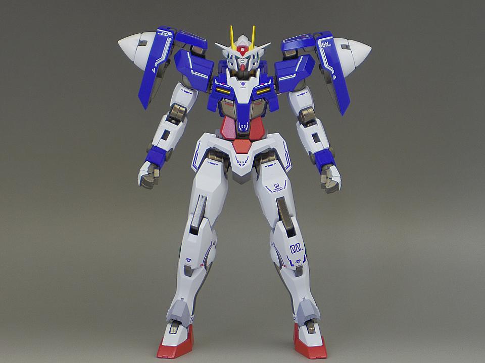 METAL ROBOT魂 ダブルオー ザンライザー5