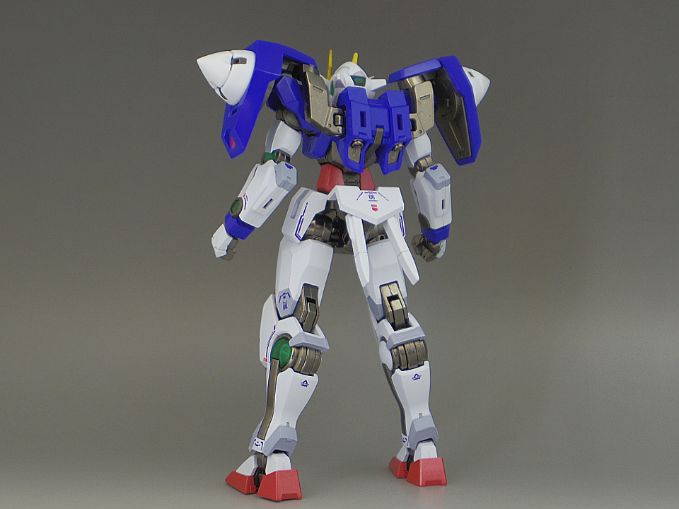 METAL ROBOT魂 ダブルオー ザンライザー8