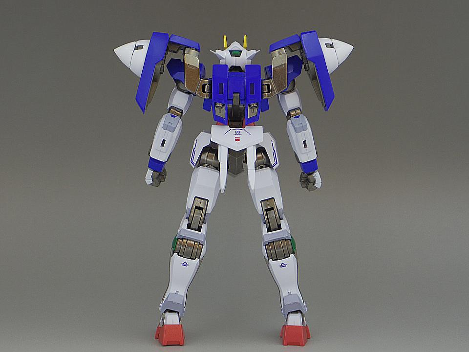 METAL ROBOT魂 ダブルオー ザンライザー9
