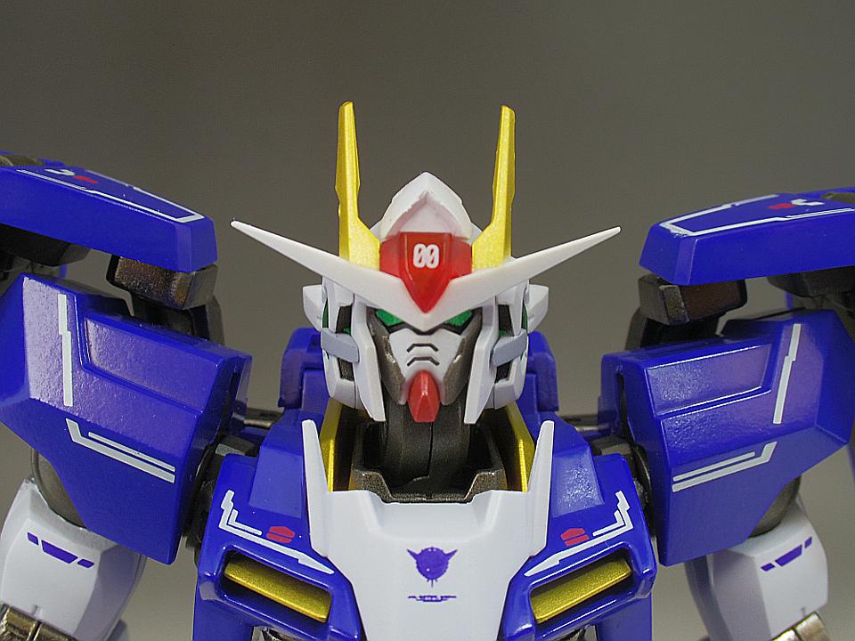 METAL ROBOT魂 ダブルオー ザンライザー12