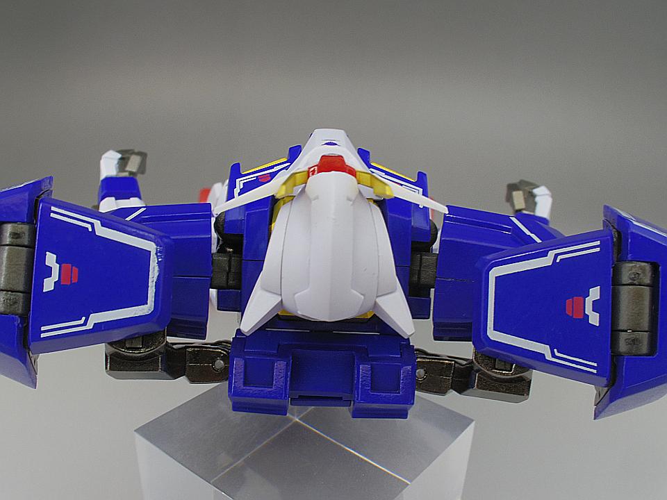 METAL ROBOT魂 ダブルオー ザンライザー15