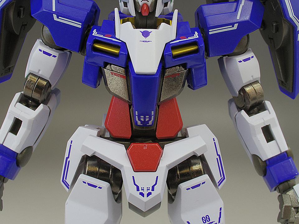 METAL ROBOT魂 ダブルオー ザンライザー16